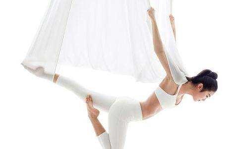 深圳哪里学空中瑜伽好?