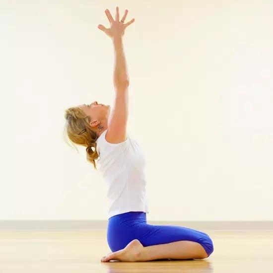 产后瘦身瑜伽有哪些?产后想瘦身必看图片
