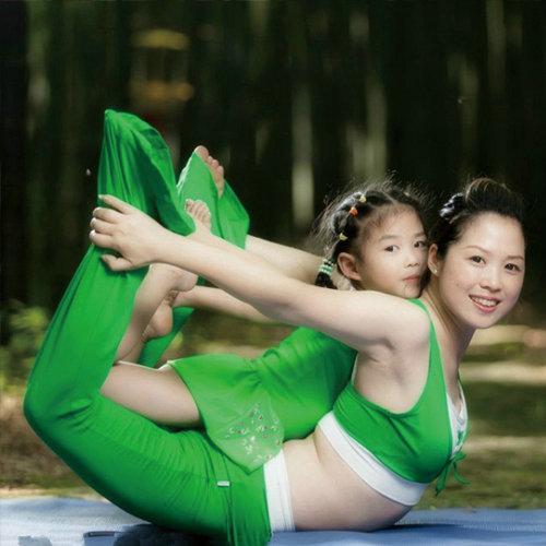 亲子瑜伽是什么,好处有哪些?