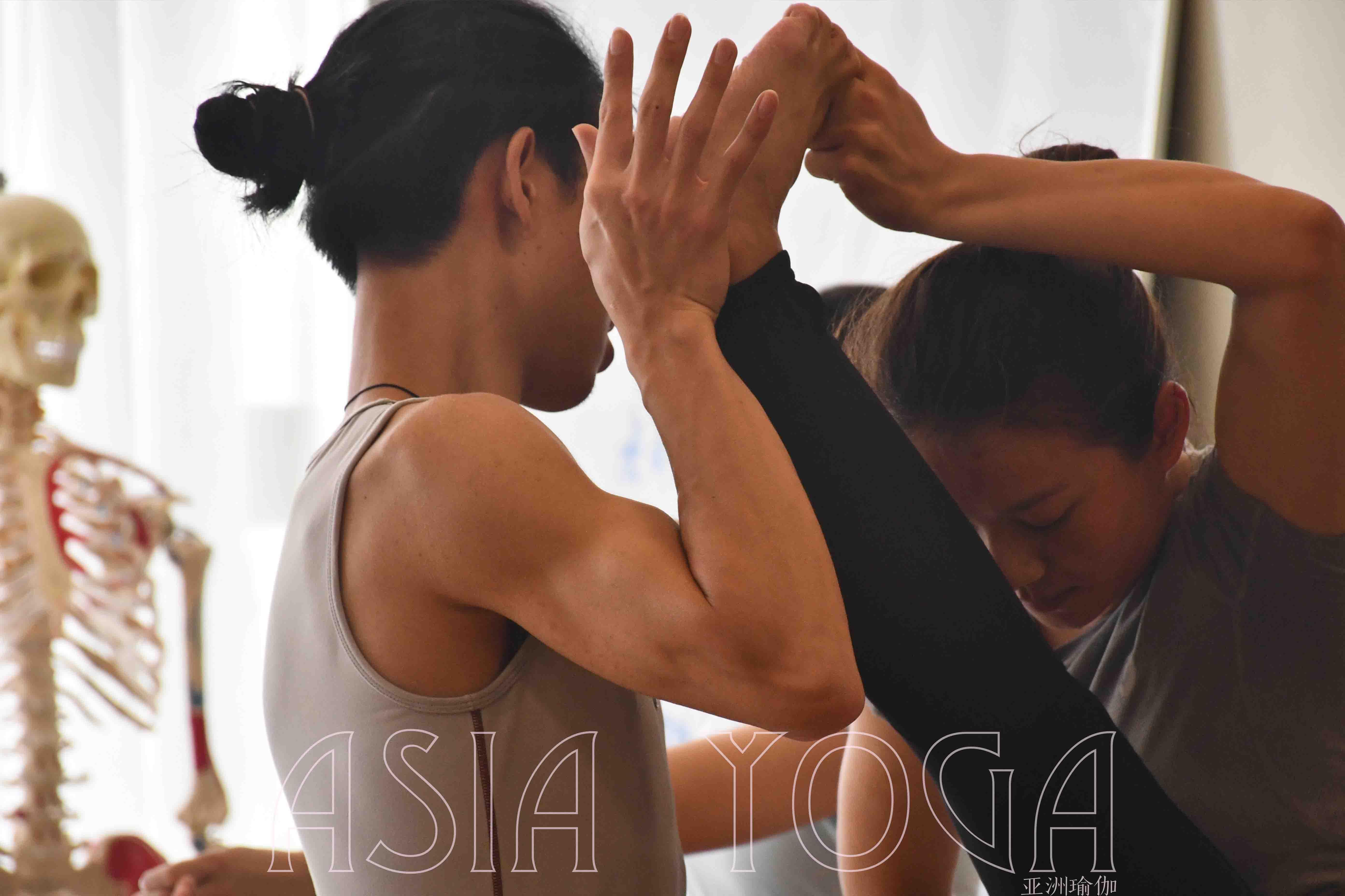 【阿斯汤加】感受传统阿斯汤加的魅力就在亚协瑜伽,11月10日开班!