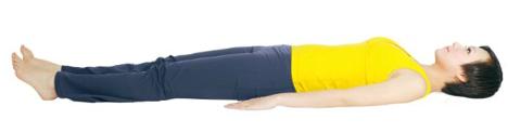 基础的瑜伽体式——桥式