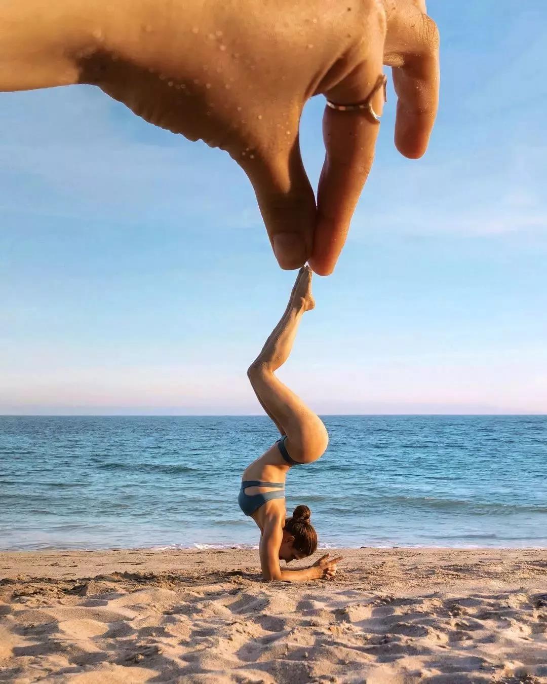 瑜伽与生活心语,有瑜伽的日子是这么充实