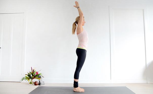 为什么说做瑜伽体式没有标准?