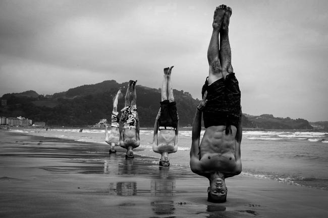 男士瑜伽好处有哪些,为什么男明星都爱练瑜伽?