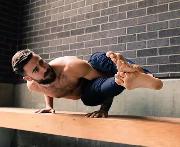 男士瑜伽,有什么好处和感受?