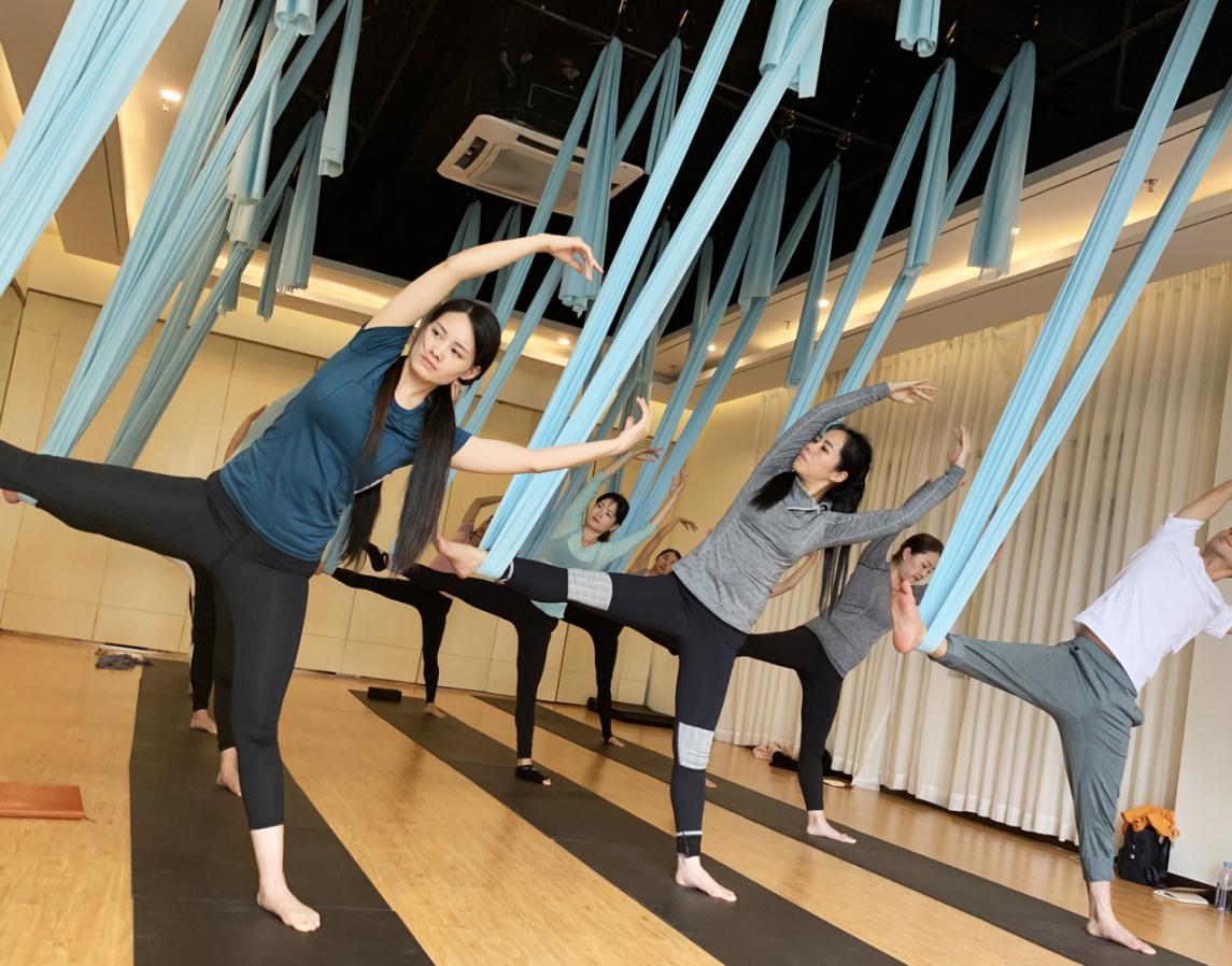 瑜伽拉伸有什么好处