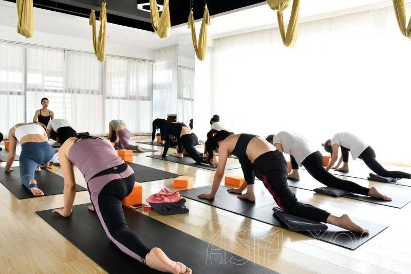 瑜伽减肥有哪些好处