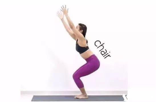 针对臀部和腿部的8个瑜伽体式