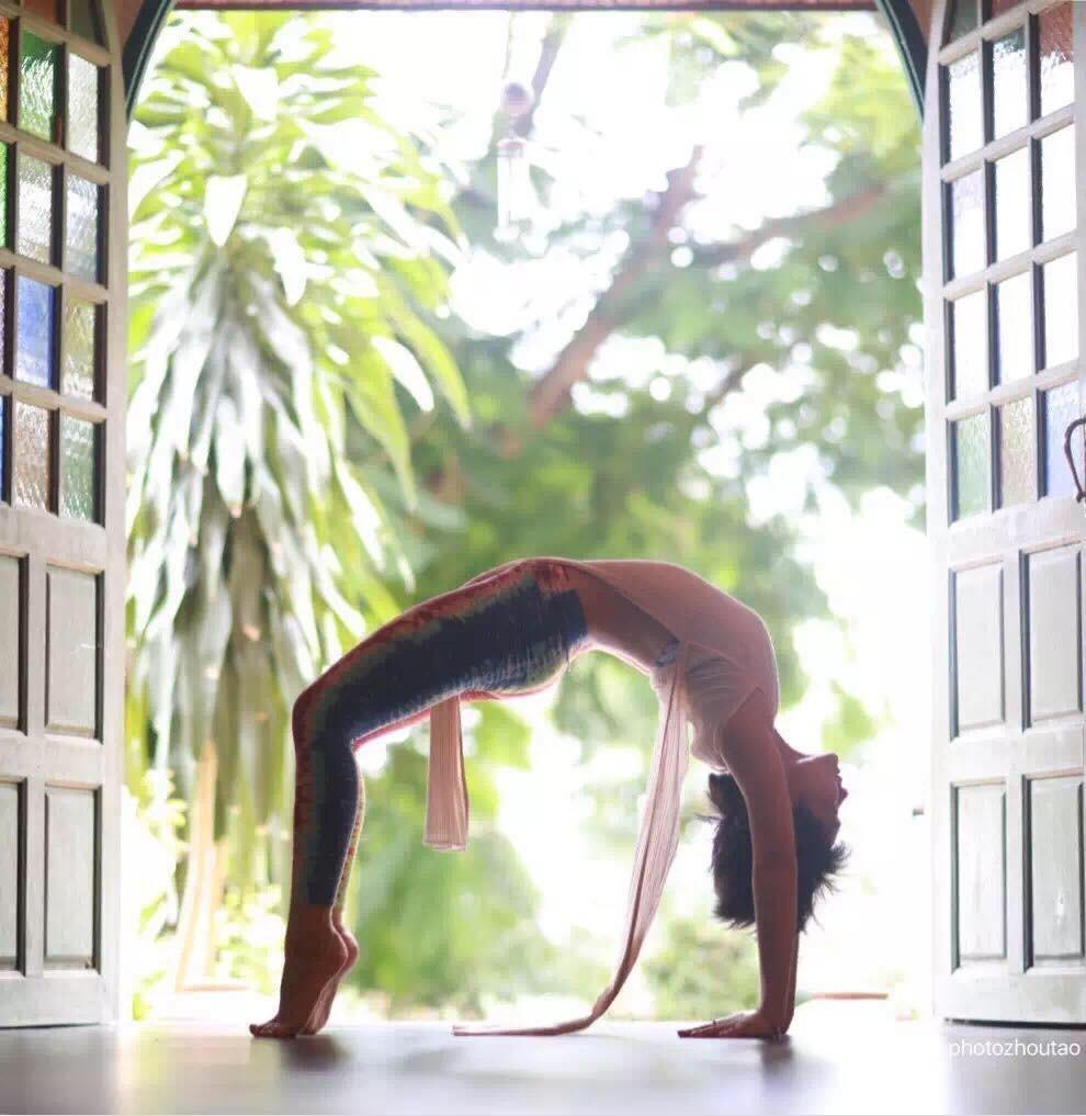 高级瑜伽教练一个月能拿多少工资?