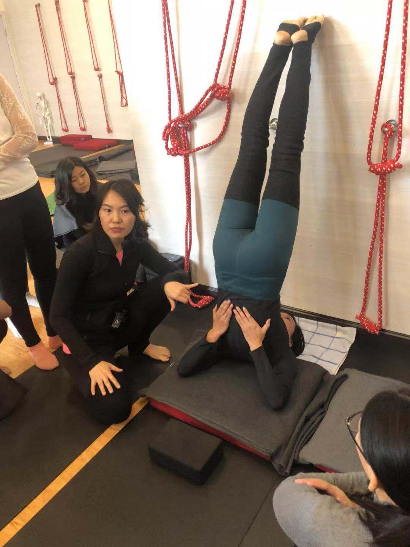 龙华区瑜伽教练培训哪家好?