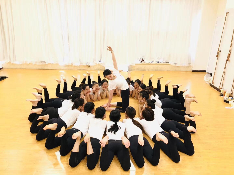 亚协瑜伽213届学员-毕业感言
