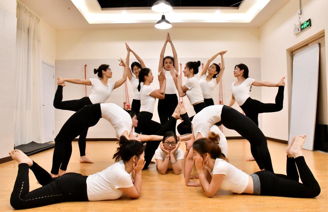亚协瑜伽217届学员-瑜伽初体验心得分享
