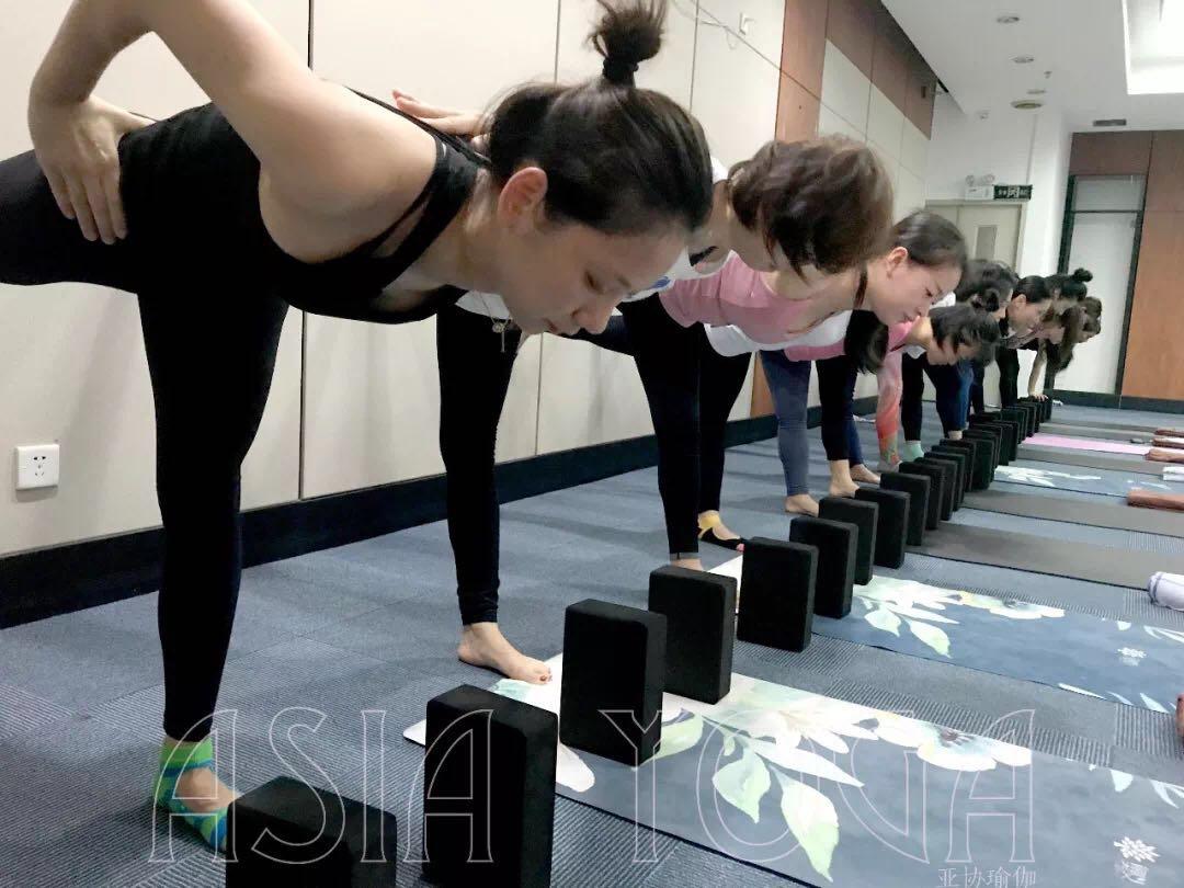 亚协瑜伽223届学员-毕业论文分享