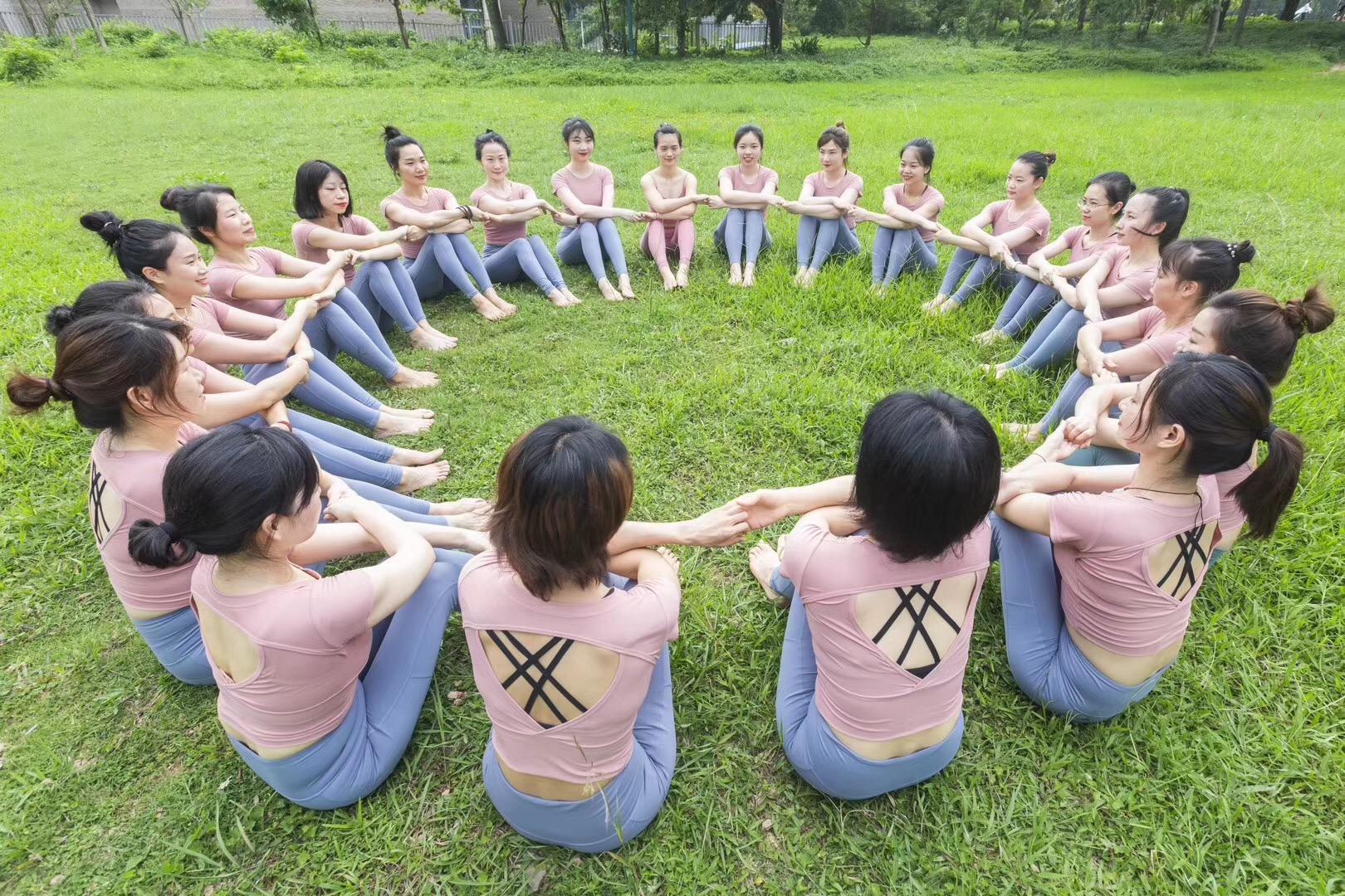 【心得分享】241届瑜伽教培班露女士—感恩遇见