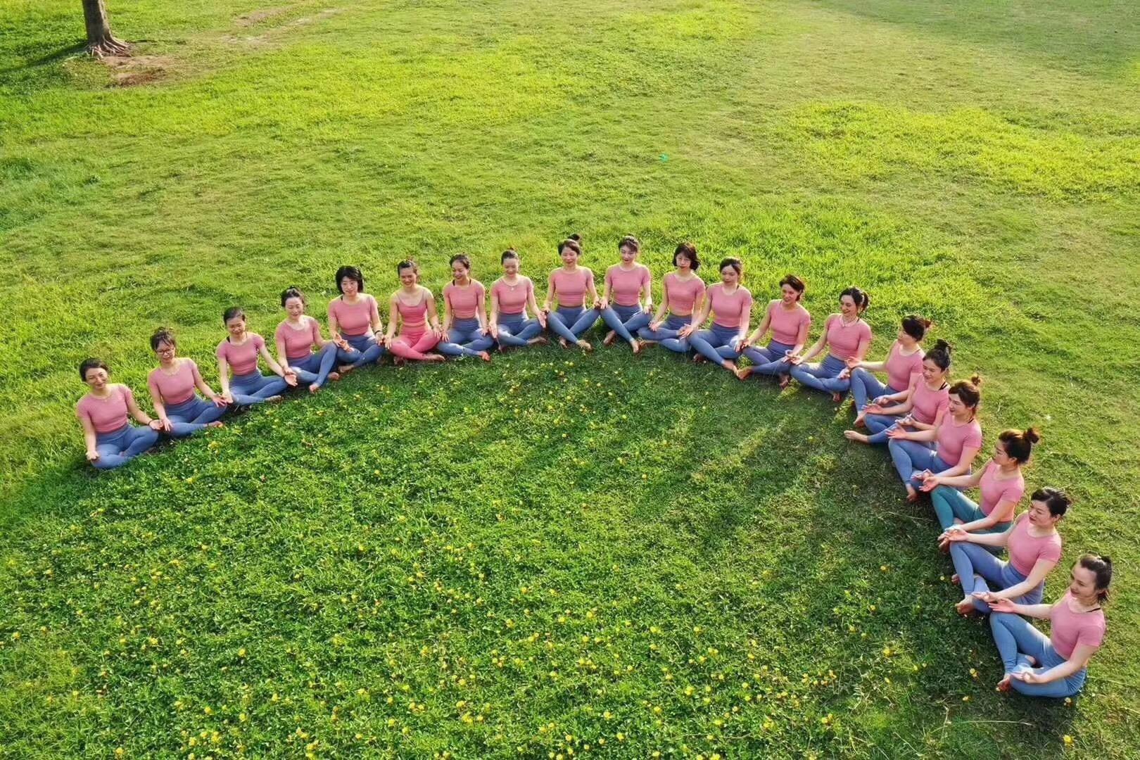 【瑜伽心得】241届瑜伽教培班学员黄女士—为什么学瑜伽?