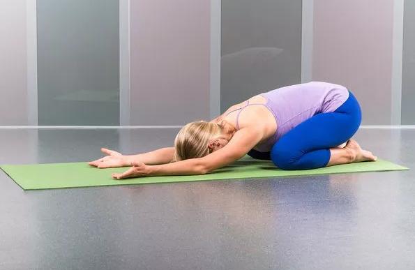 健身瑜伽体式分享
