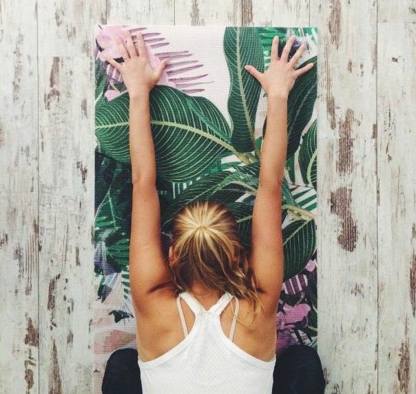 【瑜伽心得】251届瑜伽教练班胡女士—感恩瑜伽