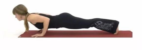 几招教你轻松做到瑜伽手臂支撑