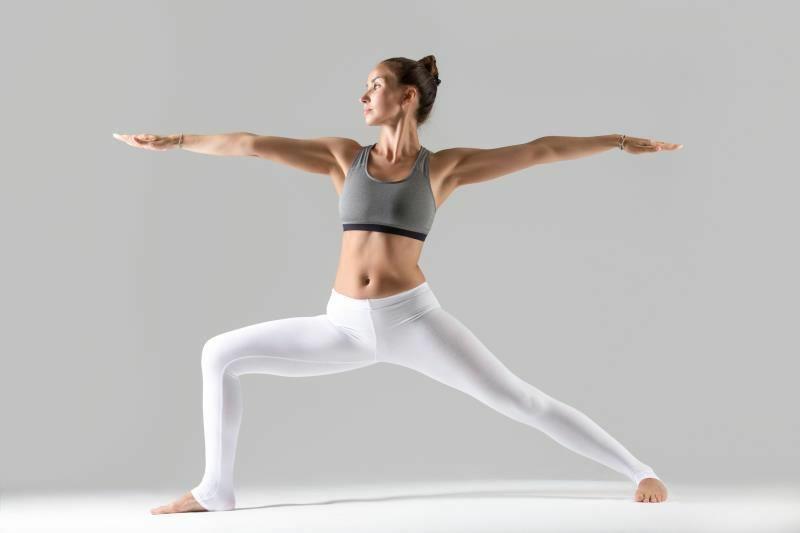 瑜伽心语:瑜伽始心灵回归平和
