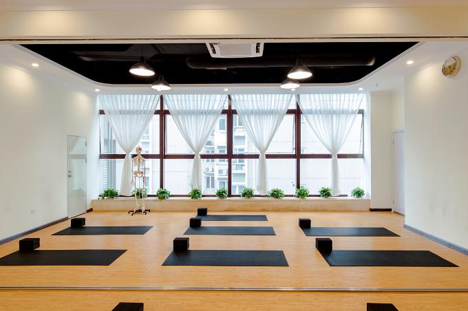 东莞南城附近有没有好一点的瑜伽教练培训学校
