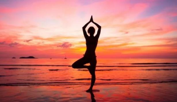 瑜伽心语:瑜伽是我这辈子的旅程